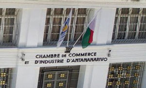 Madagascar matin chambres de commerce et de l industrie for Chambre de commerce de madagascar